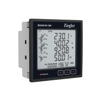ZIEGLER POWER ANALYZER 3PH WITH RS485+2 RELAY OUTPUT, LM 1360