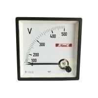HIMEL VOLTMETER 0-500V EQ96 90Deg CL1.5, H96LV500FHG