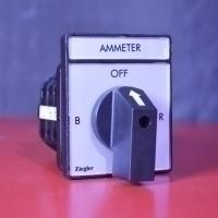 ZIEGLER AMMETER SELECTOR SWITCH - ZIS CAM-AMP