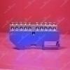 HIMEL COPPER TERMINAL BLOCK 10 HOLES BLUE HTB0100812W10B
