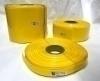 POWERMAT PVC HEAT SHRINKABLE SLEEVE, Thickness 0.17mm , 128mm YELLOW, PMTHS-100128Y