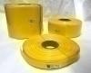 POWERMAT PVC HEAT SHRINKABLE SLEEVE, Thickness 0.17mm , 230mm YELLOW, PMTHS-100230Y