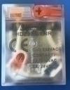 HIMEL PLUG IN RELAY 8PIN 230VAC 5A 2C/O WITH LED HDZ9052LNR